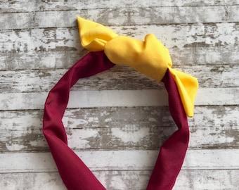 Gryffindor Knot Headband