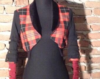 short jacket for summer- size 34- UK 2