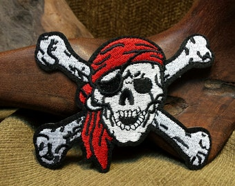 Sale #EarthDay ~ Jolly Roger Patch