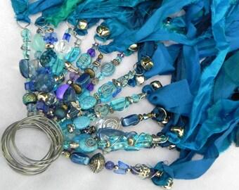 Bubble Wand, Fairy Wand, Ribbon Wand