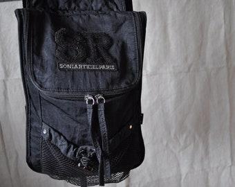 SONIA RYKIEL vintage backpack