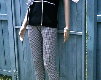 Vintage stretch leggings