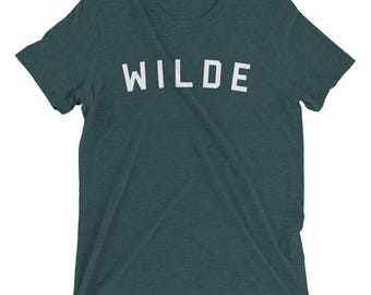 OSCAR WILDE Shirt, Oscar Wilde, Teacher Shirts, Teacher Gifts, Oscar Wilde Quote, Wilde Print, Oscar Wilde Pin, Oscar Wilde Art, Wilde
