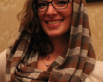 Forever Convertible Circle Scarf