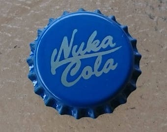 50 Nuka Cola Quantum Caps - High Quality