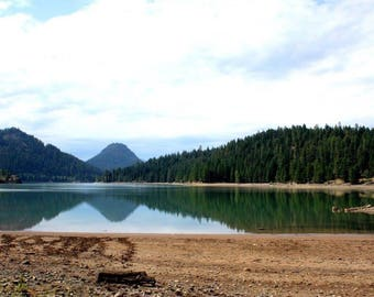 Rimrock Lake photograph