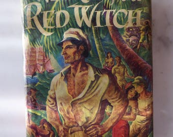Wake of the Red Witch Vintage 1946 Book