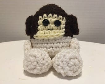 Star Wars Inspired Egglets Princess Leia