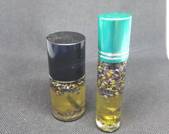 Nail Oil with lavender, jojoba and black seed oil