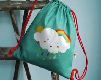 Backpack / bag cloud bio