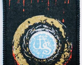 Whitesnake Printed Patch