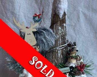 Woodland White Christmas!