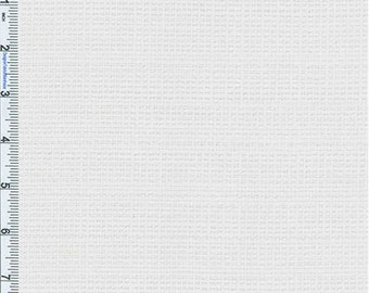 White Raffia Weave, Fabric By The Yard