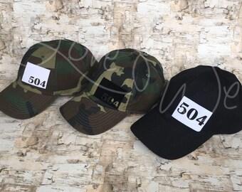 New Orleans 504 cap!