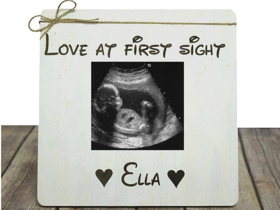 Ultrasound Frame, Sonogram Frame, Gender Reveal, New Baby Frame ...