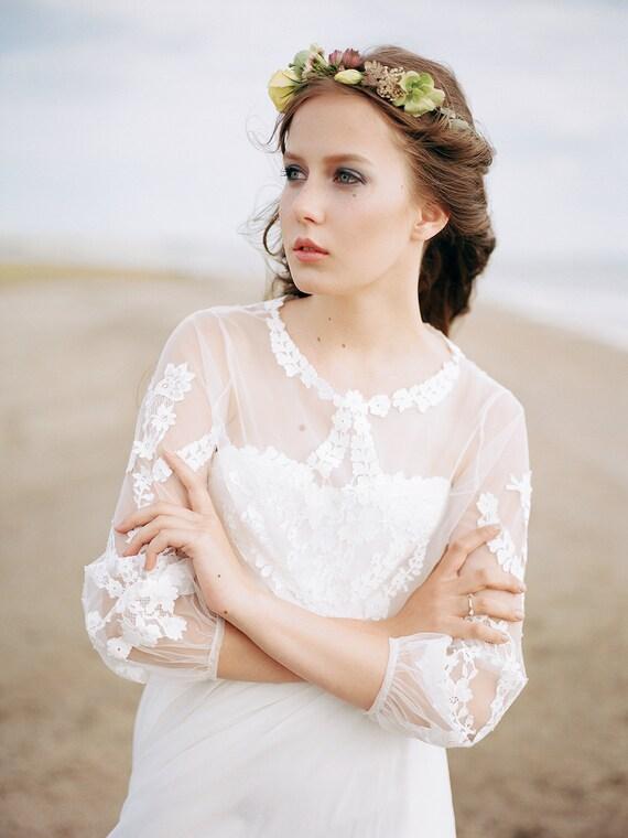 2 Stück Hochzeit Kleid Brautkleid Elfenbein Tüll Hochzeit