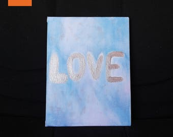 Love Painting by Ana Caetano