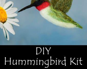 DIY Hummingbird Kit