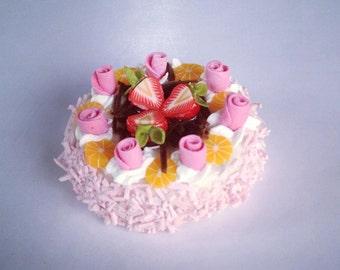 Miniature Cake 1:12 - Series 1 - 025