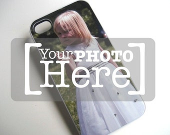 Photo iPhone case - Personalized iPhone cover - Samsung Galaxy phone case - iPhone 6 - iPhone7