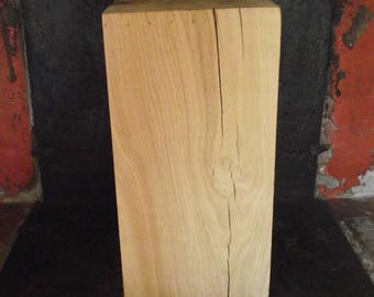 End table 25x25x50cm oak stool bedside Cabinet