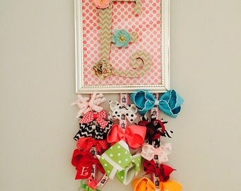Baby hairbow holder