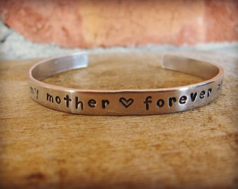 Mother's Day Cuff Bracelet