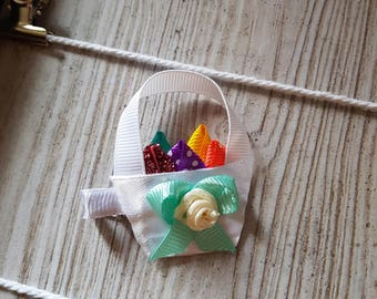 Easter Hairbow | Hair Clip | Spring