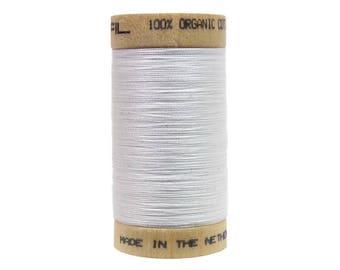 Scanfil Organic Cotton Thread White