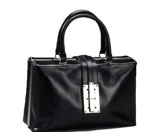 Rare and collectible Alexander McQueen, box bag