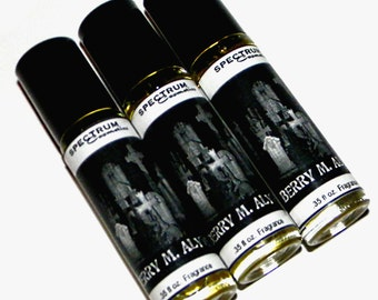 BERRY M ALYVE Limited Edition Halloween Perfume