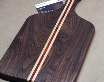 Walnut Cutting Board Serving Tray