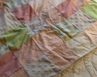 Baby quilt squares