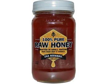100% Pure & Raw Florida Wildflower Honey   Spring Harvest