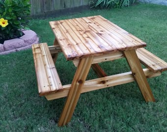 Popular Items For Kids Picnic Table