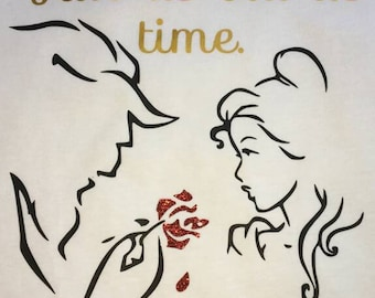Tale As Old As Time Girl's Shirt