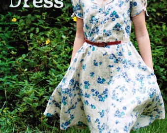 The Clara Dress by Sew Liberated Sewing Pattern