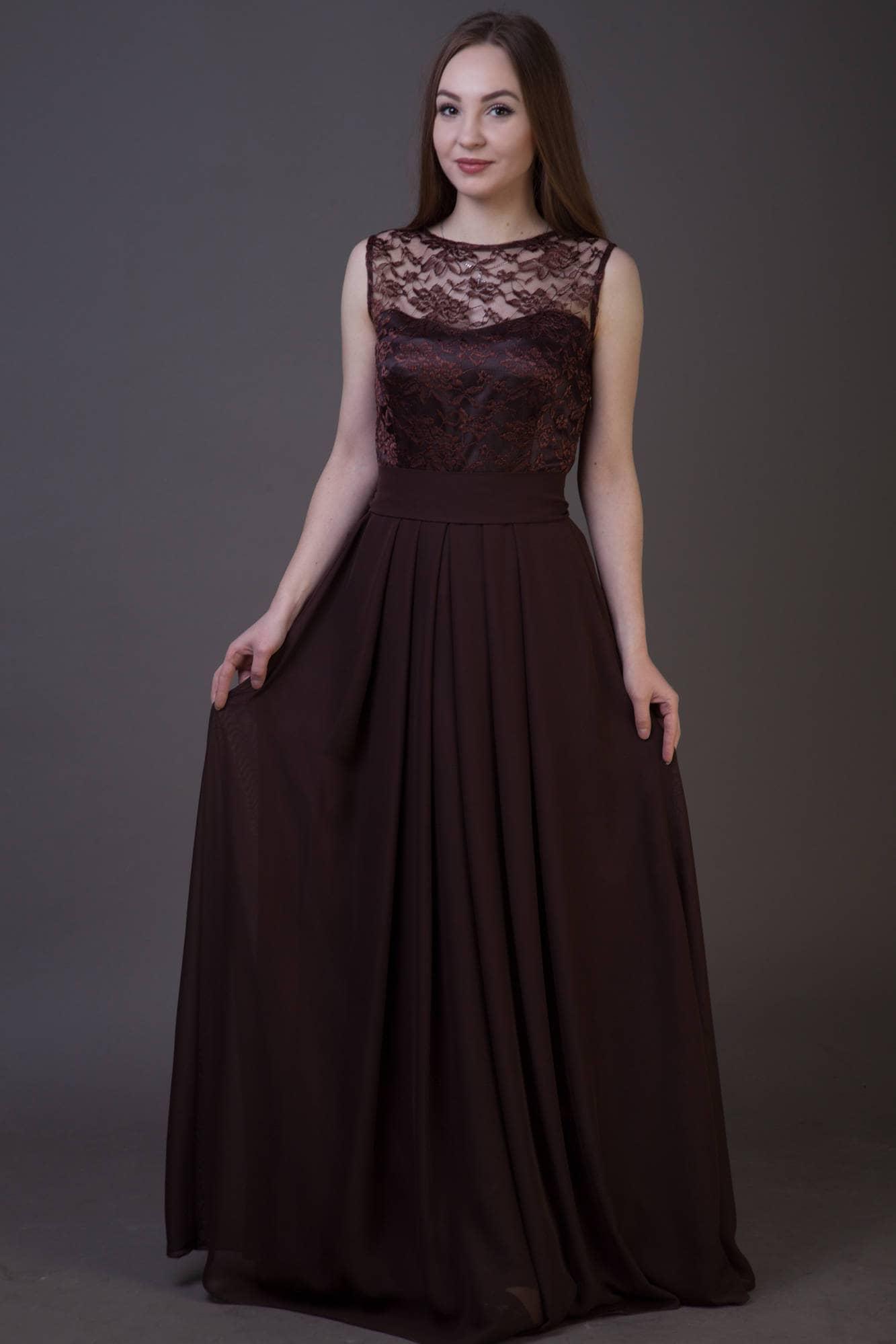 Dark brown bridesmaid dress chocolate brown bridesmaid dress description lace dark brown dress ombrellifo Choice Image