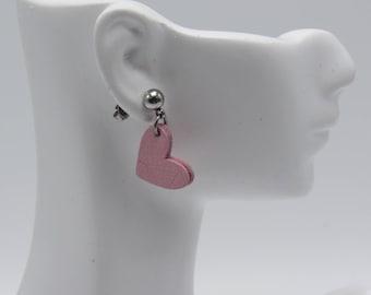 Mini Heart/Butterfly Earrings