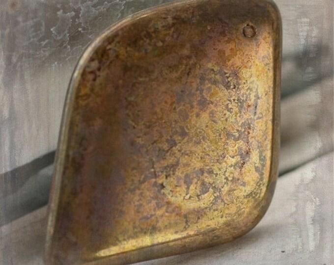 ILLUSTRIOUS POPS .. 1 Premium Picasso Czech Glass Beads 47x5mm (2535-1)