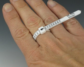 Reusable Adjustable Ring Sizer - multisizer- ring gauge