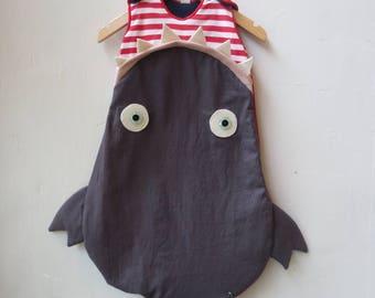 sleeping bag fish