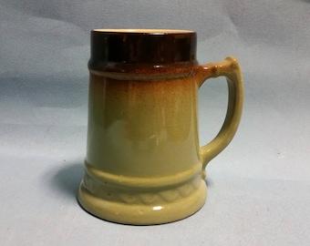 Medalta Redcliff Stoneware Stein, Sage Green Color