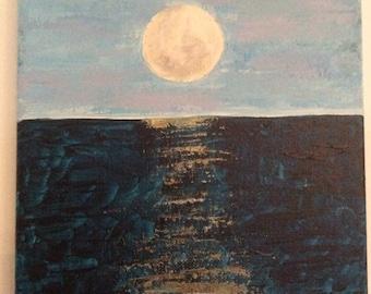 Painting 'Moonlight'