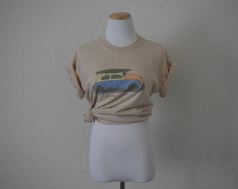 FREE usa SHIPPING Vintage 1990s San Diego, California T-shirt/ ultra cotton/ heavyweight/ activewear/ size M