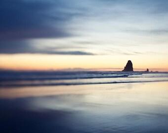 Cannon Beach, Coastal Oregon, Landscape Photography, Nature Photography Print, Ocean Print, Beach Decor, Landscape Print - Seaside Dream