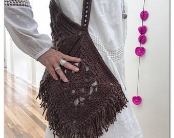 Women's Earth Spirit Alpaca Vest, the best accessory ever. My favourite Crochet Vest!