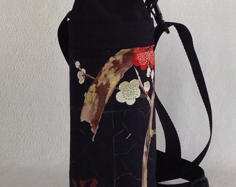 Insulated Tote for 32 - 33.8 oz. (Liter/quart) size containers floral