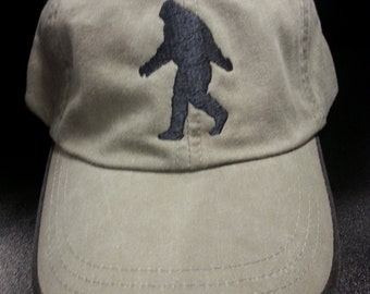 Bigfoot Hat Tan