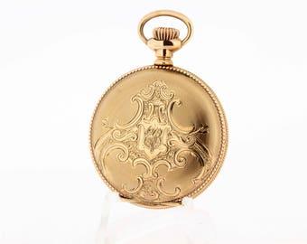 1901 Ladies Elgin Pocket Watch